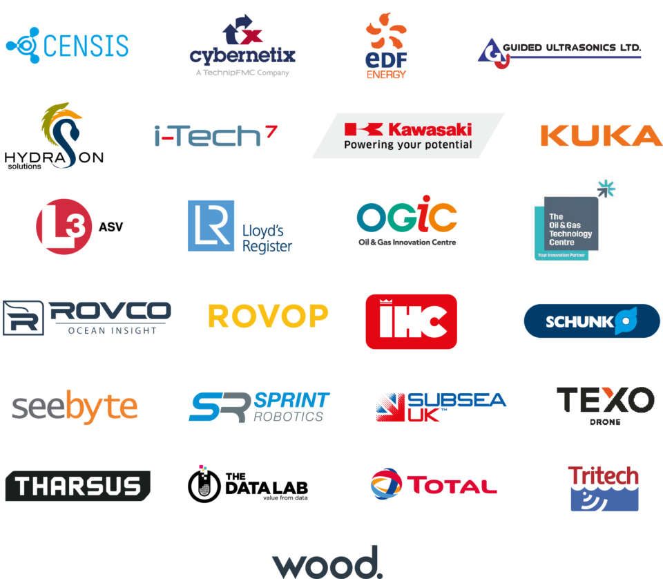 ORCA Hub's industry partners