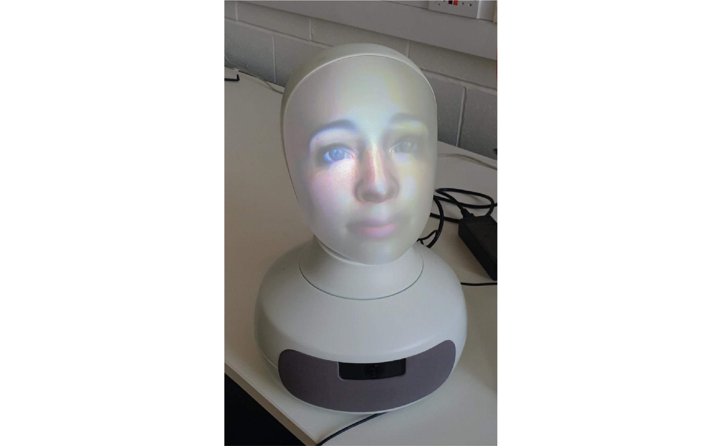 Furhat Gen2 robot